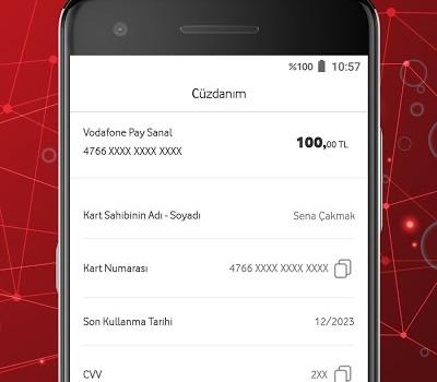Vodafone Pay Ekran Görüntüleri - 2