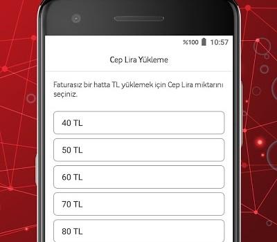 Vodafone Pay Ekran Görüntüleri - 6