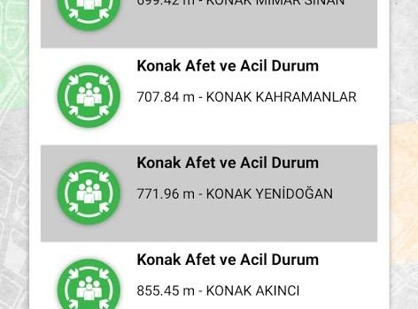 Acil İzmir Ekran Görüntüleri - 2