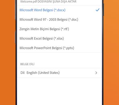Adobe Acrobat Reader Ekran Görüntüleri - 2