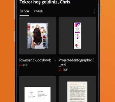 Adobe Acrobat Reader Ekran Görüntüleri - 6