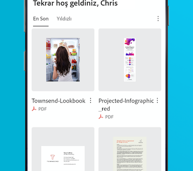 Adobe Acrobat Reader Ekran Görüntüleri - 8
