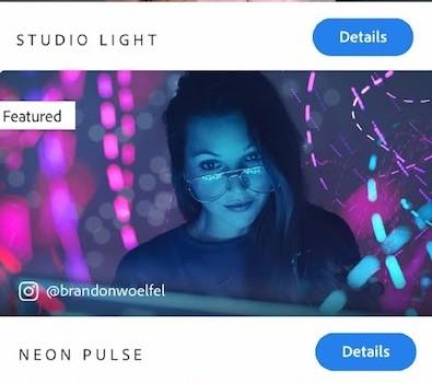 Adobe Photoshop Camera Ekran Görüntüleri - 6