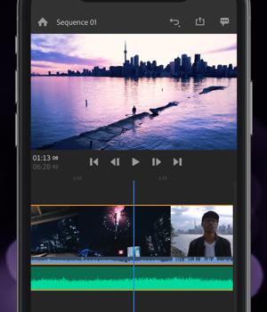 Adobe Premiere Rush Ekran Görüntüleri - 3