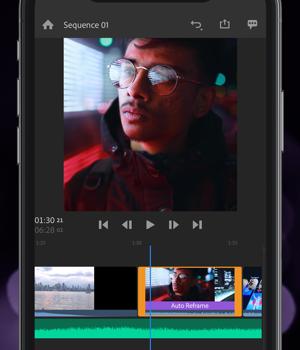 Adobe Premiere Rush Ekran Görüntüleri - 4
