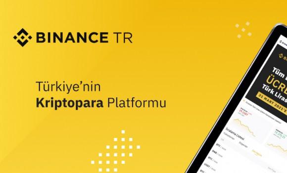 Binance TR Ekran Görüntüleri - 1