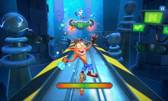 Crash Bandicoot: On the Run! Ekran Görüntüleri - 8