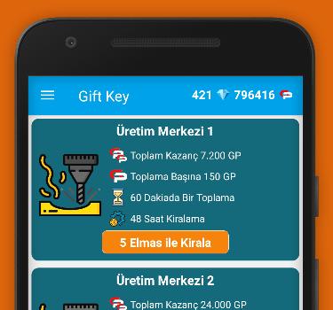 Gift Key Ekran Görüntüleri - 5