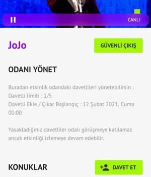 JoJo Ekran Görüntüleri - 3