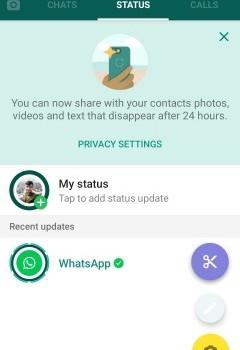 YOWhatsApp Ekran Görüntüleri - 1