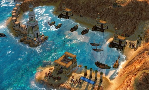 Age Of Mythology Ekran Görüntüleri - 2
