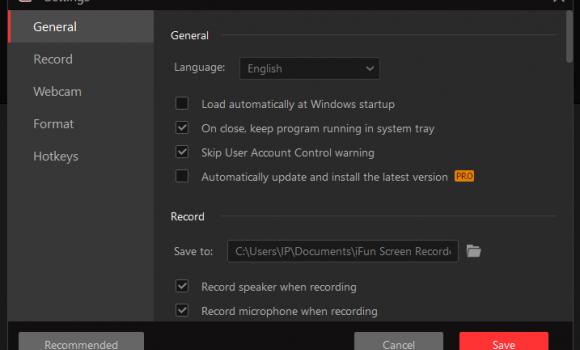 iFun Screen Recorder Ekran Görüntüleri - 5