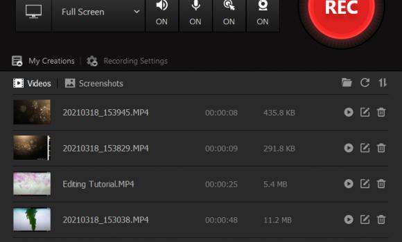 iFun Screen Recorder Ekran Görüntüleri - 7