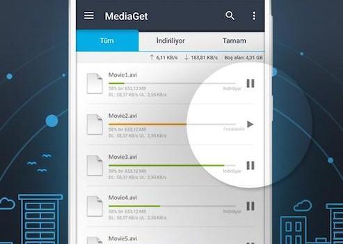 MediaGet Ekran Görüntüleri - 5