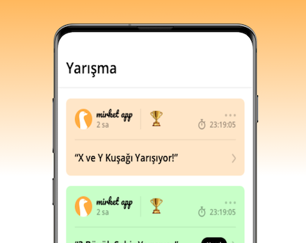 Mirket App Ekran Görüntüleri - 5