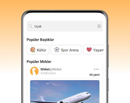Mirket App Ekran Görüntüleri - 7