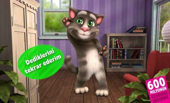 Talking Tom Cat 2 Ekran Görüntüleri - 5