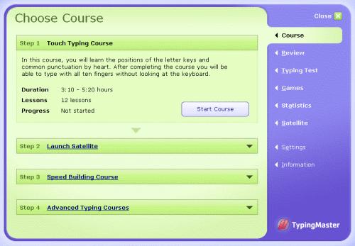 TypingMaster Pro 7.0 Ekran Görüntüleri - 5