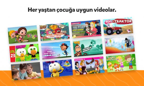 YouTube Kids Ekran Görüntüleri - 4