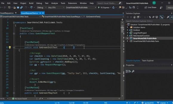 Microsoft Visual C++ 2010 Ekran Görüntüleri - 3