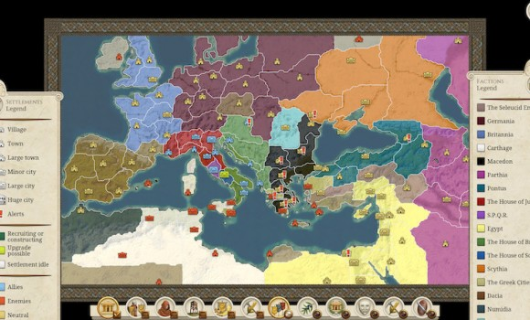 Total War: ROME REMASTERED Ekran Görüntüleri - 5