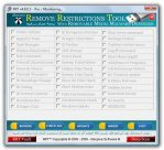 RRT (Remove Restrictions Tool) Ekran Görüntüleri - 1