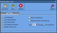TouchLocker 1.03 Ekran Görüntüleri - 2
