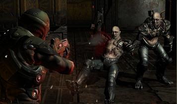 Quake 4 Multiplayer Demo Ekran Görüntüleri - 2