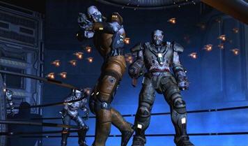 Quake 4 Multiplayer Demo Ekran Görüntüleri - 3