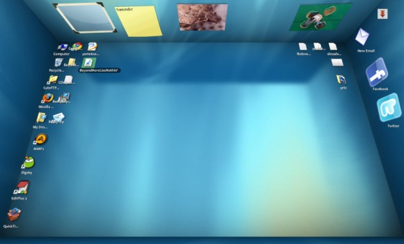 BumpTop Ekran Görüntüleri - 3