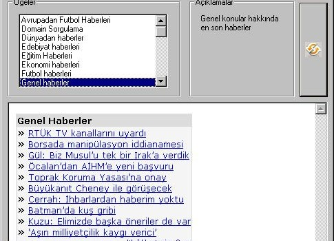 İnternet Nimetleri v.1.0 Beta Ekran Görüntüleri - 1