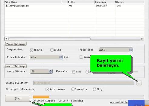 Freez iPod Video Converter Ekran Görüntüleri - 1