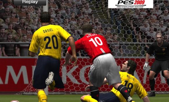 PES 2009 Ekran Görüntüleri - 2