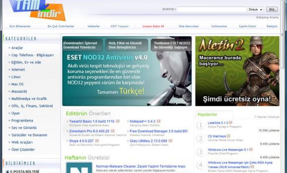 Safari Ekran Görüntüleri - 2