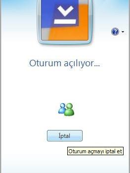 Windows Live Messenger XP Ekran Görüntüleri - 3