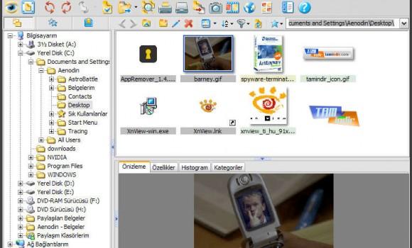 XnView Ekran Görüntüleri - 3