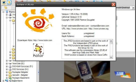 XnView Ekran Görüntüleri - 2