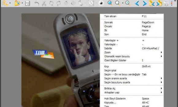 XnView Ekran Görüntüleri - 1