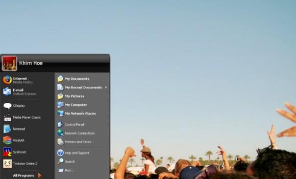 Microsoft Zune Theme Ekran Görüntüleri - 1