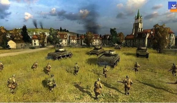 Order of War Ekran Görüntüleri - 1