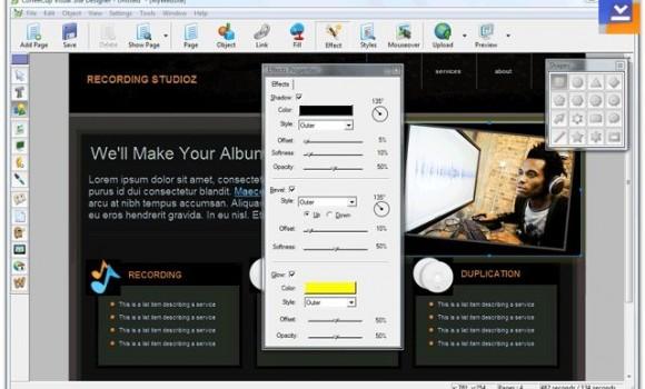 CoffeeCup Visual Site Designer Ekran Görüntüleri - 2