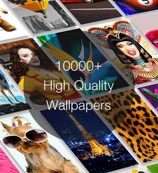 10000+ Wallpapers HD for iOS Ekran Görüntüleri - 5