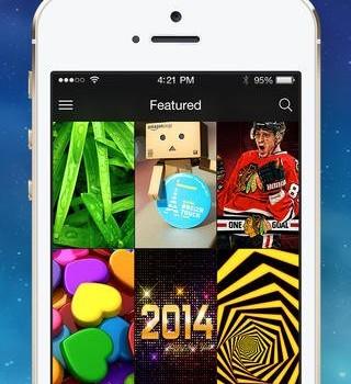 10000+ Wallpapers HD for iOS Ekran Görüntüleri - 4