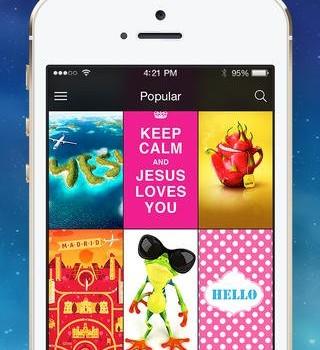 10000+ Wallpapers HD for iOS Ekran Görüntüleri - 3