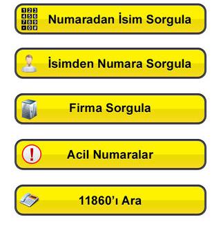 11860 Numara Sorgulama Ekran Görüntüleri - 5