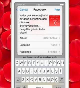 2014 Sevgililer Günü Mesajları Ekran Görüntüleri - 2