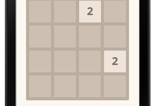 2048 Number Puzzle Game Ekran Görüntüleri - 2