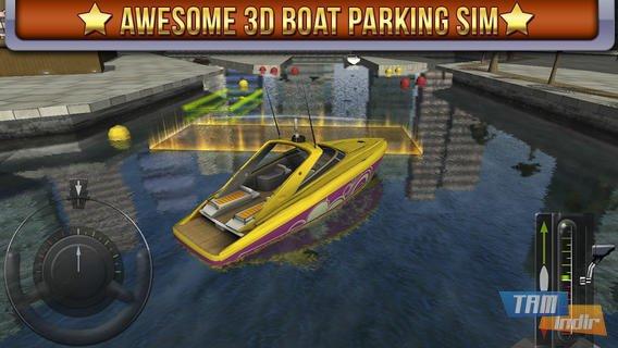 3D Boat Parking Simulator Game Ekran Görüntüleri - 5