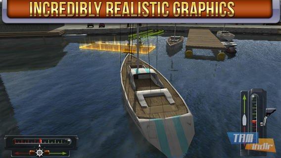 3D Boat Parking Simulator Game Ekran Görüntüleri - 4