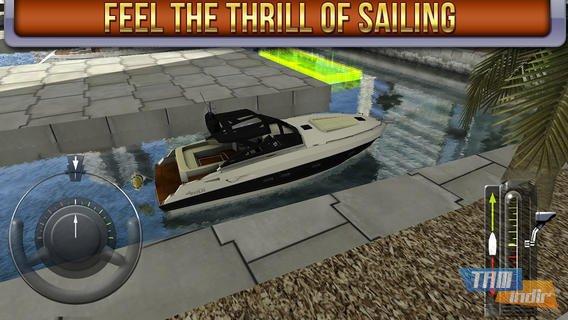 3D Boat Parking Simulator Game Ekran Görüntüleri - 2